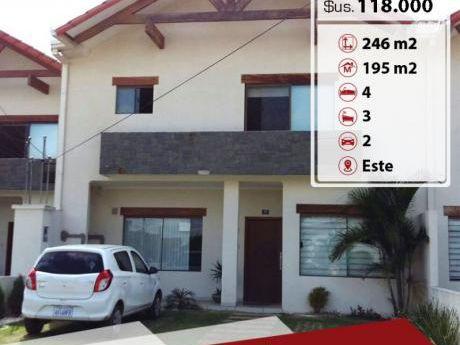 Hermosa Casa En Venta En Condominio Villa Borghese !!