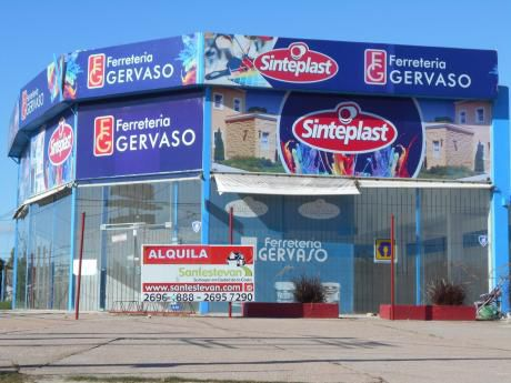 Excelente Punto Comercial. Av. Giannattasio Esquina Sur. Local Alquiler Solymar