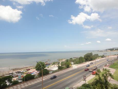 Rambla - Hermosa Vista! 3 Dormitorios + Servicio, Losa, Garaje