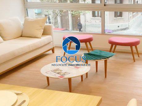 Venta Apartamento 2 Dormitorios En Cordón - Estrene