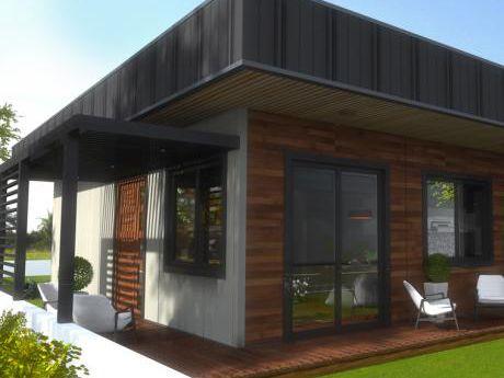 Casas Modulares De 1 A 4 Dormitorios