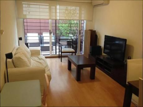 Impecable Apartamento En Scosería Y Ellauri, 2 Dorm, 2 Baños, Patio C/parrillero