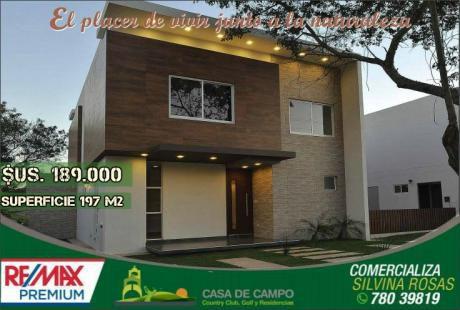 Casa De Campo Country Club - Casas Tipo C