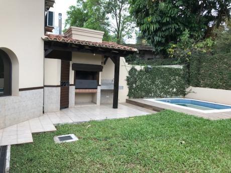 Alquilo Casa Pareada En Barrio Cerrado Manora 3 Dormitorios