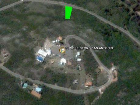 Terreno En Cerro San Antonio