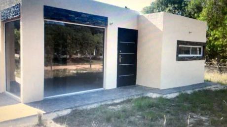 Id 10826 - Hermosa Casa A Estrenar!!! A Metros Del Mar. Apta Banco.