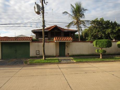 Casa En 5to Anillo Santos Dumond Paralela De La Av. San Pablo