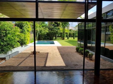 Hermosa Casa En Alquiler Zona Sat. Teresa