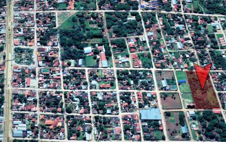 Terreno Rustico En Zona Ideal Para Inversión, Sobre Calles Asfaltadas