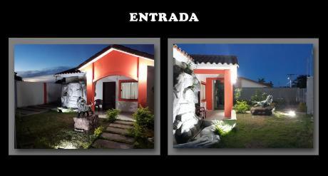 Casa En Barrio Akualand En Anticretico O Venta Sin Intermediarios
