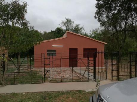 Vendo Casa En Itagua