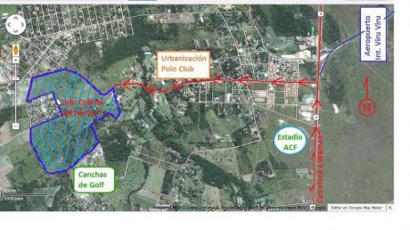 Terrenos Y Casas   En Frente A Viru Viru