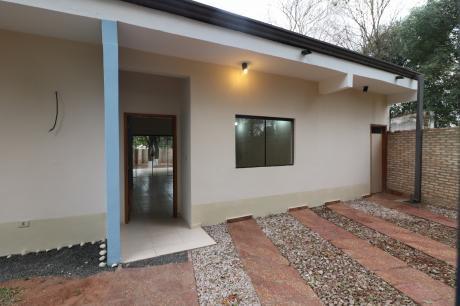 Vendo Casa Toda Planta Baja Zona Villa Elisa