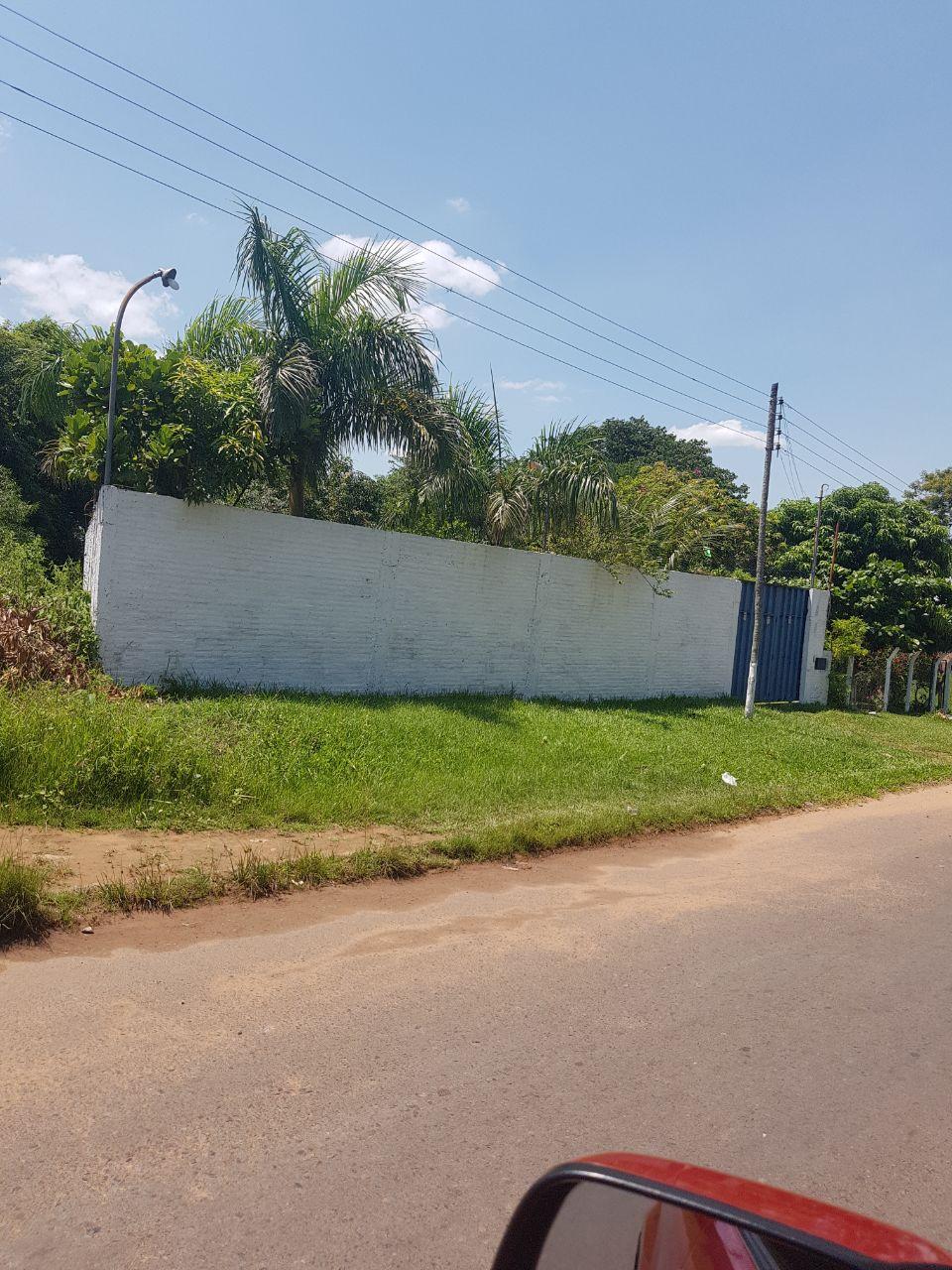 Vendo Hermosa Casa Quinta En Acceso Sur Ypane A Pasos De La Ruta Principal