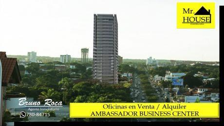 Oficinas En Venta / Alquiler - Ambassador Business Center
