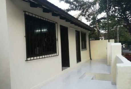 Alquilo Casa De 1 Dormitorio En Asuncion Zona Diagonal Molas Y Venezuela