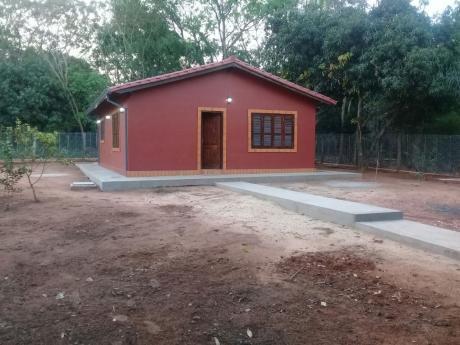 Alquilo Casa Nueva A Estrenar En Capiata Km.23 Ruta I