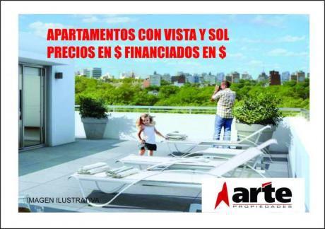 Penthouse, 1 Dorm, 60m2, Terrazas, Perfecta UbicaciÓn
