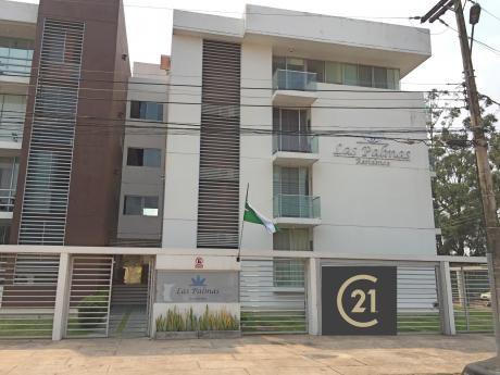 Departamento En Alquiler Las Palmas Residence