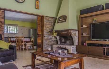 Casa De 3 Dormitorios En El Pinar Norte