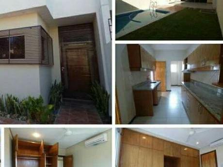 Alquilo Hermoso Duplex Con Piscina En Barrio Herrera De Asuncion