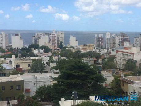 Luminoso Y Con Vista En Punta Carretas