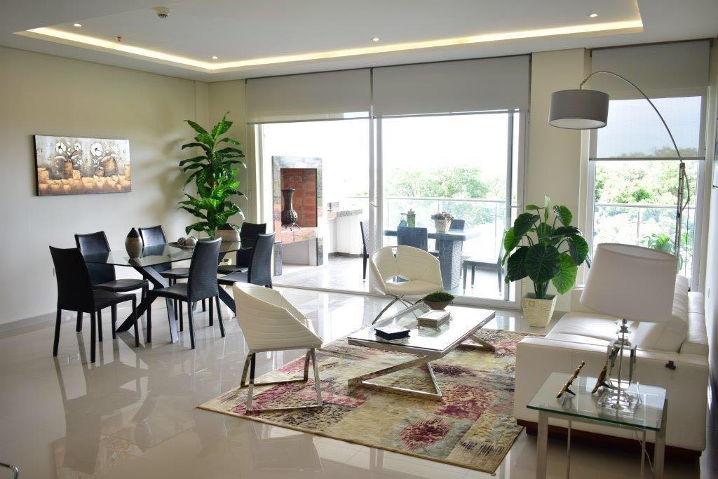 Hermoso Departamento De 3 Habitaciones Amplias Y Elegantes