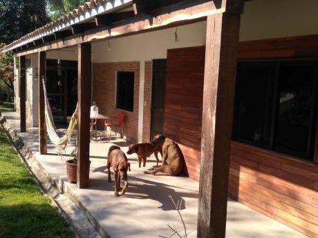Hermosa Casa Quinta En El Urubo