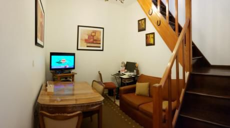 Apartamento 2 Dormitorio Interior Con Parrillero ( Pocitos)