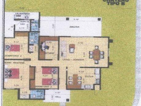 Casa En Anticretico En Condominio La Riviera 1
