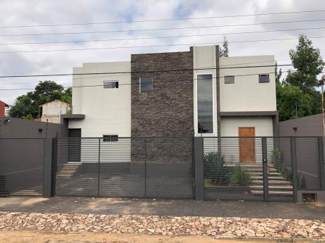 Vendo/ Alquilo Residencia – Zona Luque Conmebol
