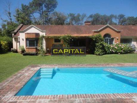 Espectacular Casa En Rincon Del Indio - Ref: 25038