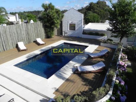 Casa Ideal En La Barra - 7 Dorm. - Punta Del Este - Posta Del Cangrejo