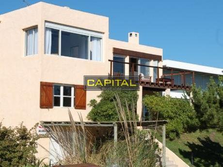 Casa Alquiler Punta Ballena