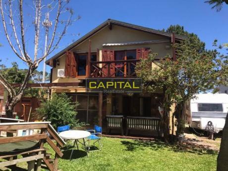 Casa Ideal Para Veranear En Familia En El Barrio Pinares