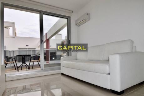 Apartamento Puerto Punta Del Este - 1 Dormitorio