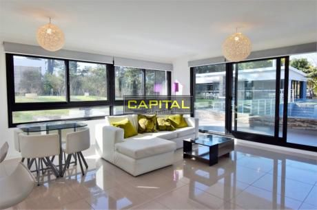 Apartamento Moderno Punta Del Este - 2 Dormitorios