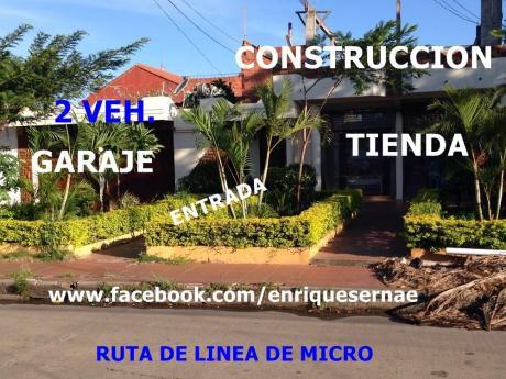 Casa Grande En Venta - Av. Paragua!