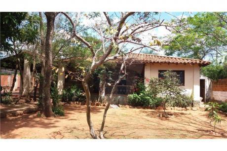 Vendo Casa Quinta De 1800 M2 En Aregua