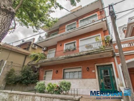 Venta: Apartamento En Edificio De época