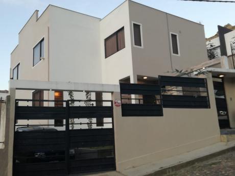 Hermosa Casa En Venta Urbanización Cerrada Irpavi II