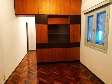 Amplio Apartamento De 1 Dormitorio Reciclado