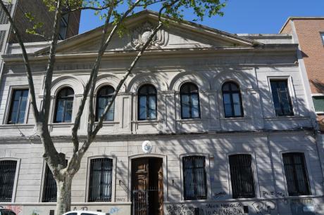 Edificio Histórico Patrimonial