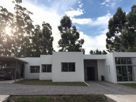 Quintas Del Bosque. Barrio Cerrado A Mts De Ruta Interbalnearia Km 23.200