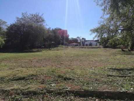 Vendo Terreno En Lambare - Barrio San Isidro