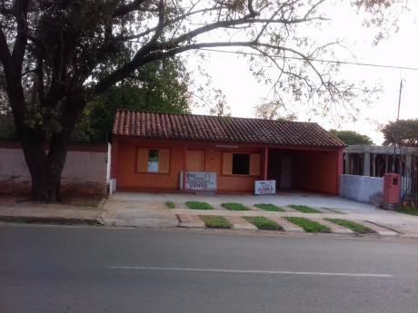Alquilo Casa En Mariano Roque Alonso Atras Del Super Stock