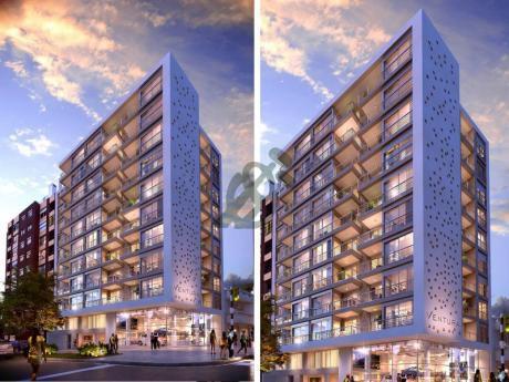 Venta Apartamento Un Dormitorio, Edificio En Obra. Financiación Durante La Obra O Bancaria.