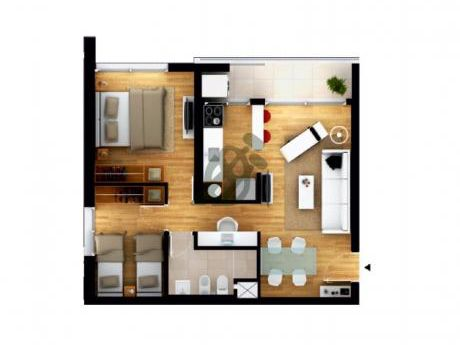 Apartamentos En Venta A Estrenar En El Cordón