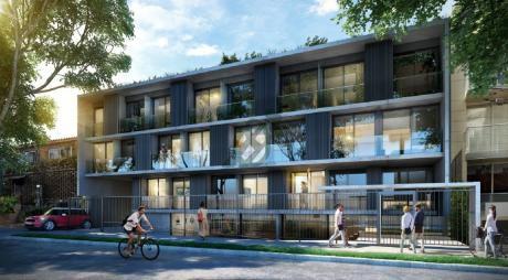 Apartamento De Dos Dormitorios, Amplios Y Modernos, A 200 Mts Del Mar. Edificio En Obra. Muy Buenos Servicios.