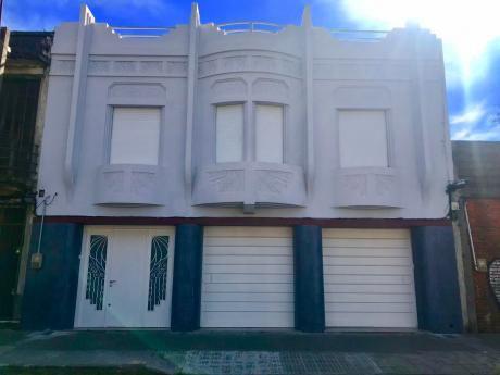 Venta Casa Empresa Parque Rodó Montevideo Garaje Galpón